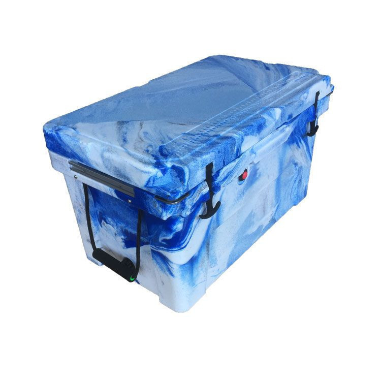 50L mixed camo cooler box