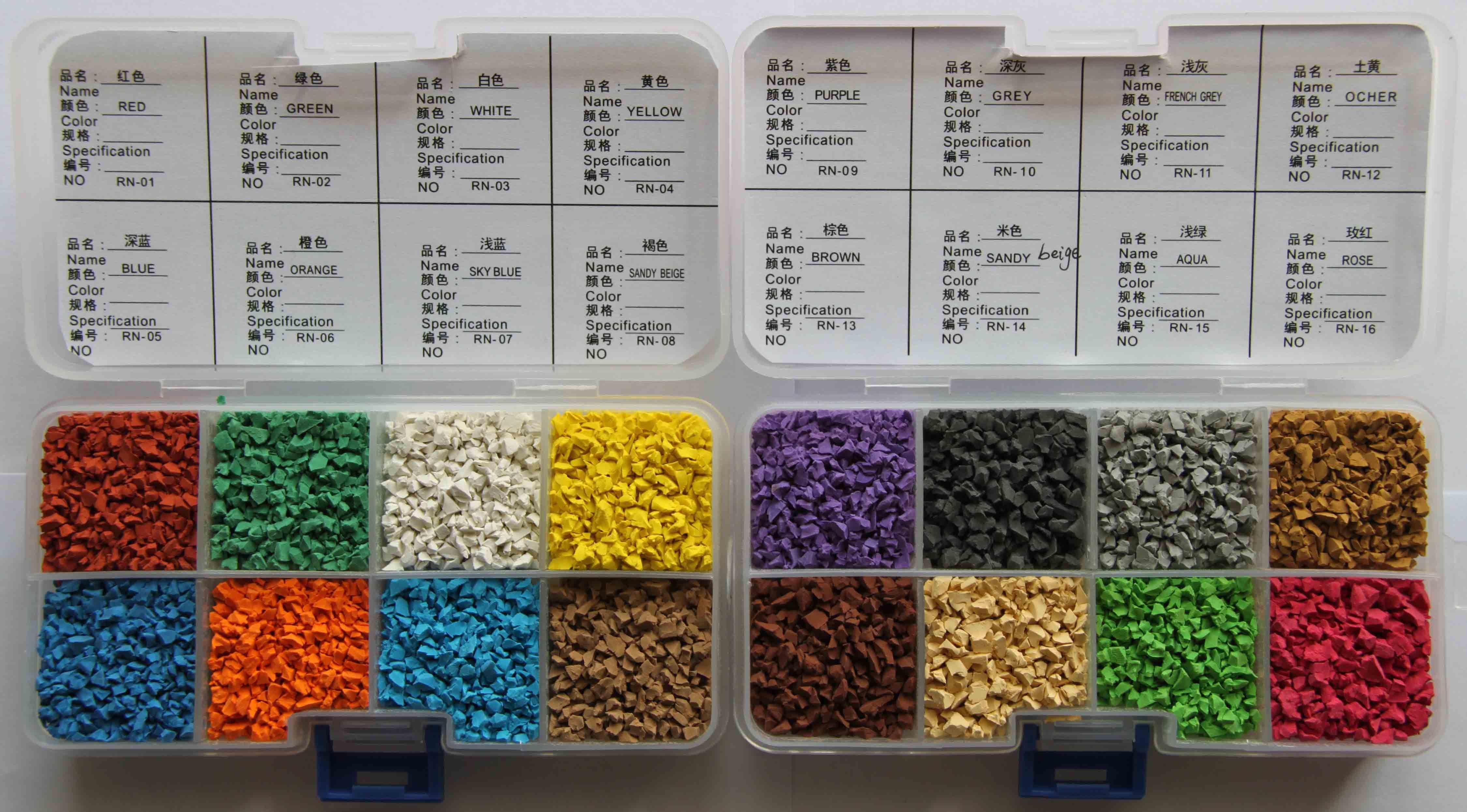 EPDM granules