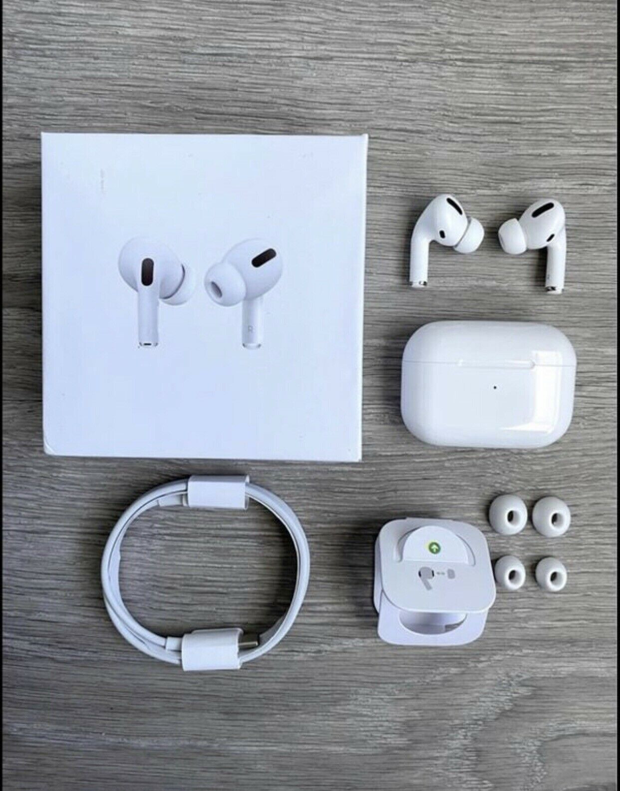 Apple AirPods Pro, Airpods 2nd Gen with Wireless Charging Case - ORIGINAL ( BUY 20 GET 10 FREE )