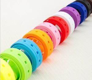 2014 Fashion Designer Slim Plastic Fasteners Belts with Low Price