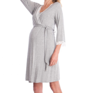 2019 new designs pregnancy and labor nursing maternity robes pregnant maternity sleep wear dress clothing