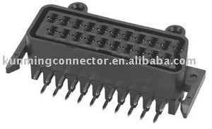 21 pin Scart Socket Satellite Products HRC-021VP-09 VCR RGB Electronic Angle Scart Connector Television Component