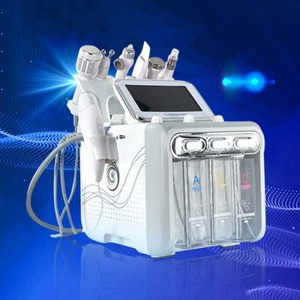7 in 1 Hydra MicroDermabrasion 2020 facial machine with Skin Analysis Hydro Deep Cleansing machine