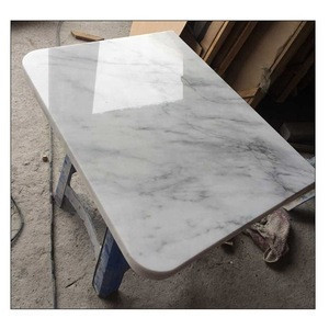 Aristons White Marble Table Top Counter