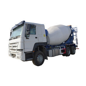 Cheap price sinotruck howo shacman new used mini small  6m3 8m3 9m3 10m3 12m3 cement mixing mix concrete mixer truck