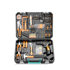 China wholesale multi-function home hardware kit   household toolbox electrician dedicated tools electric