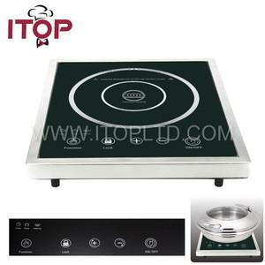 Desktop multi-function Commercial Induction Cooker