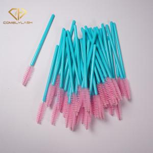 Disposable Makeup Mini Brushes Eyelash Extension Applicator Eyebrow Pencil Brush Lash Separating Tools Mascara Wands