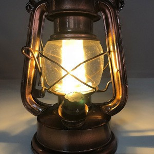 Evermore Vintage Cheap Antique Style Party Festival Camping Lantern LED Light