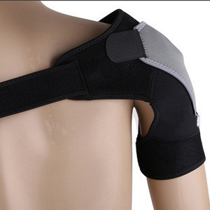 Fashion Single Elastic Shoulder Support Brace Support Belt Male Shoulder Pad