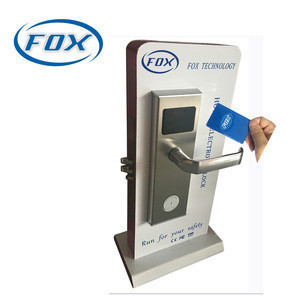 FOX rfid hotel door lock system