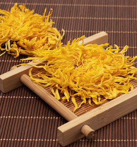 Health Golden Filiform Chrysanthemum Tea Dried Chrysanthemum Tea