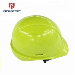High impact resistance european style safety helmet