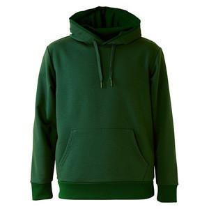 Hoodie Sweatshirt Cotton Polyester Spandex Long Sleeve Printed Jersey Zip Up Pullover Hoodies
