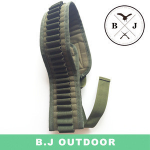 Hot sell outdoor 410 hunting shooting belt from BJ Outdoor