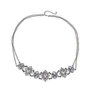 Imitation Diamond Waist Chain India Gold Waist Chain Belt Design For Dress
