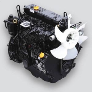 In stock OEM Forklift parts 4TNE92-Engine engine assy