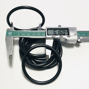 JIS-P10A 61.6*5.7mm(ID*CS) Nitrile Butadiene Rubber O rings/NBR o ring seals