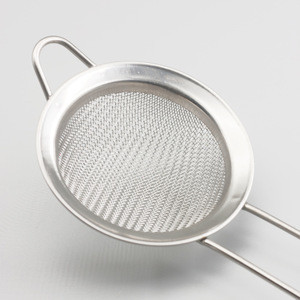 Kitchen cooking accessories stainless steel chinois mesh strainers colander Flour Sieve Sifter