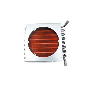 Laser cooling Stainless steel tube radiator for solder reflow ovens