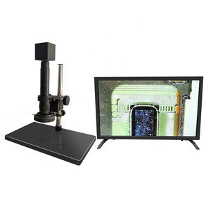 Mobile phone repair magnifier industrial camera 20 million pixel HDMI HD electron microscope