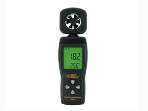 Multifunctional anemometer wind speed meter Air Velocity Gauge diagnostic-tool