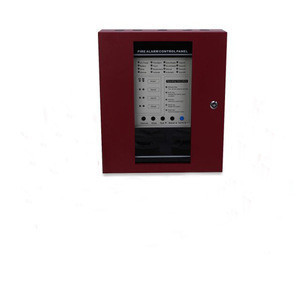 Newly Released addressable Fire Alarm Conventional Control Panel 4 - 8 zones