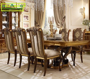 Oe Fashion Luxury Dining Table Set