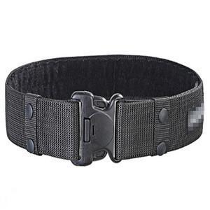 Plastic Buckle Mens Military Belt Tactical Belts