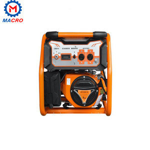 Small Water Cooled gasoline Generators