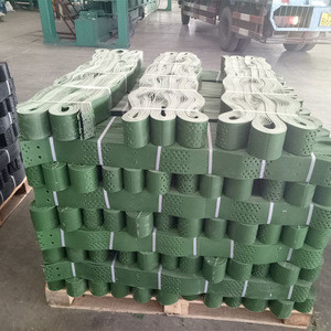 Textured And Perforated HDPE Plastic Geocell