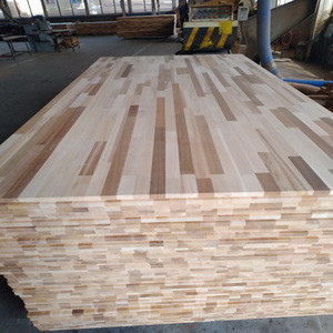 Western red cedar 4x8 finger joint laminated panel board