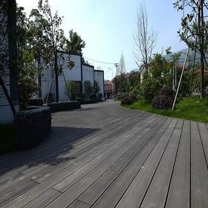 Wholesale terrace corrosion resistance wood plastic composite wpc deck flooring