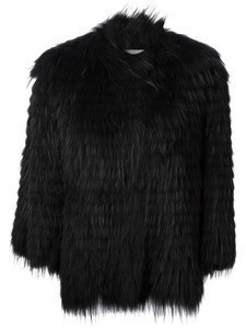 YR292 New Arrive Real Raccoon Fur Jacket for Women Fashion
