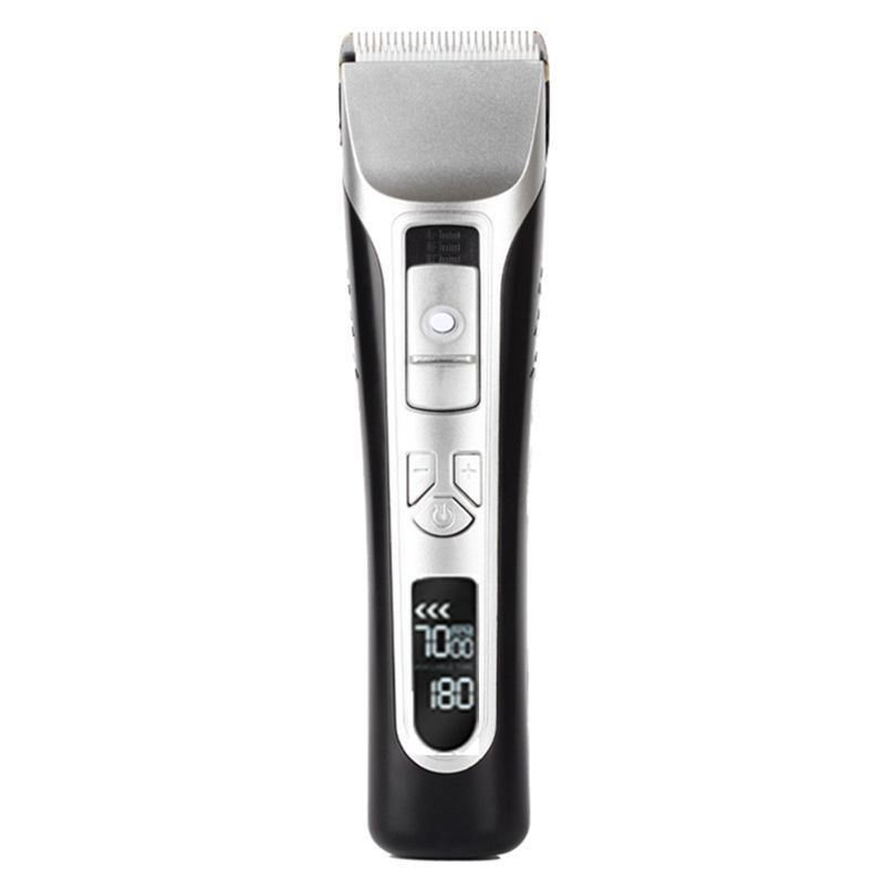 Rechargeable Salon Barber Professional Trimmer For Man Electric Hair Clippers For House Use 619