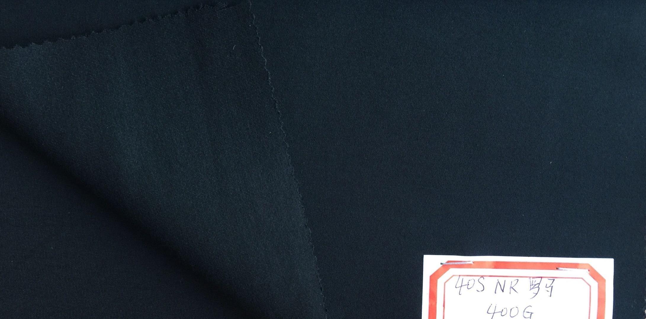 40sNR-roma fabric (black)