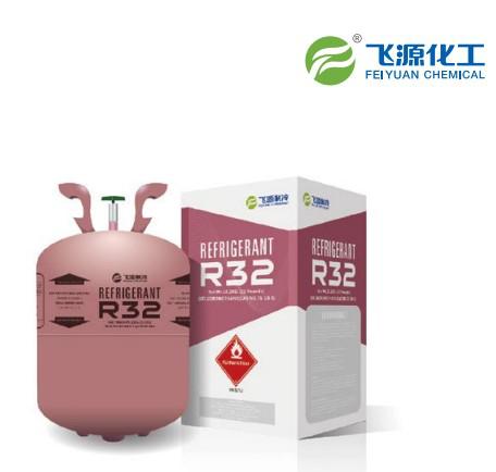 R32 Difluoromethane refrigerant gas