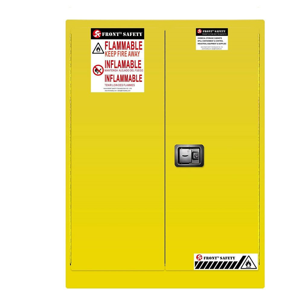 Flammable Chemical storage cabinet(45gallon)