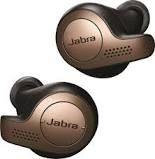Jabra=Elite 65t True Wireless Earbud Headphones - Copper Black