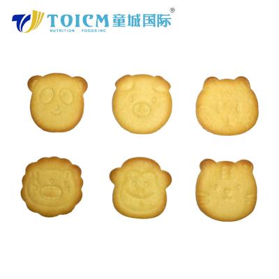 Nice taste nutrition baby biscuits