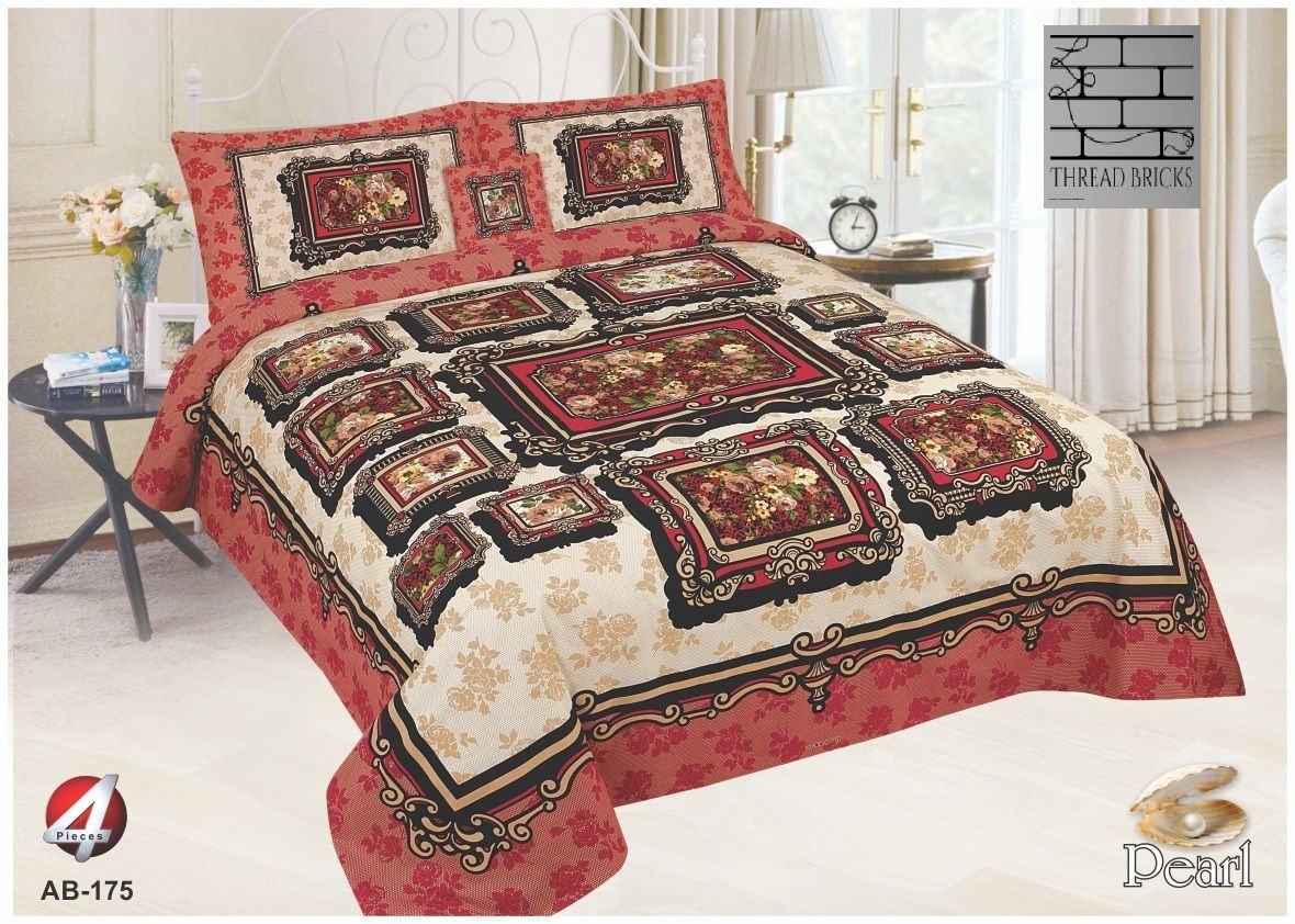 Jumbo Size Bed Sheet