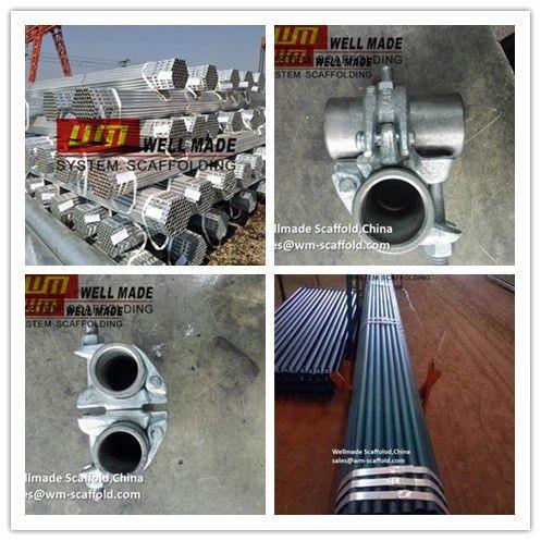 Building Erect Scaffolding Pipe/Tube