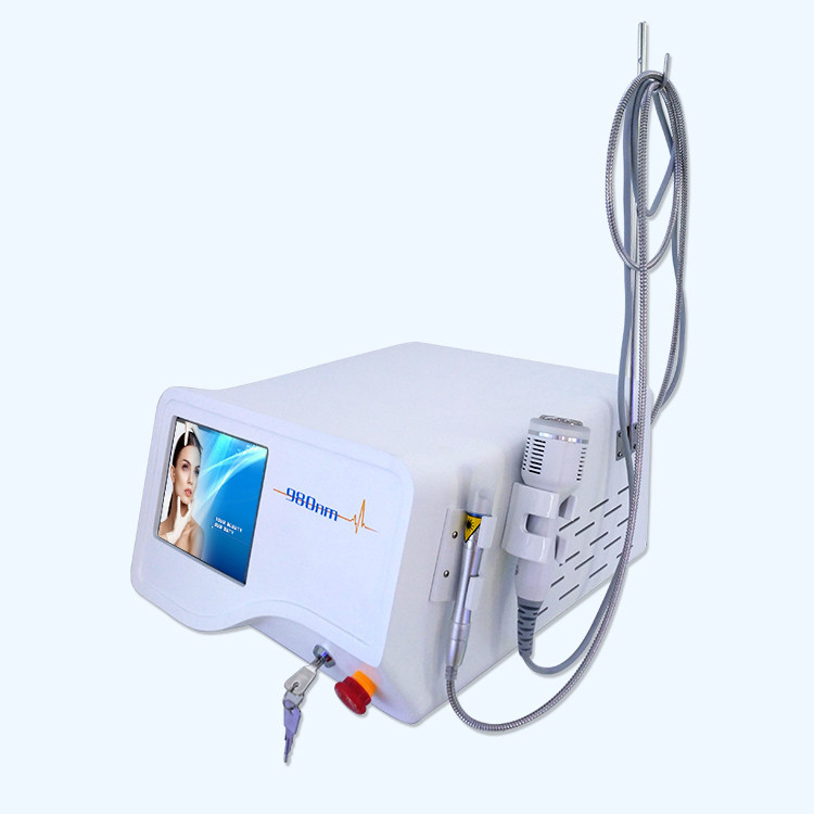 10w blood vessels removal machine 980 nm diode laser vascular removal device