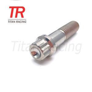 12-point Grade 5 titanium M10 M8 M6 bolt for motorbike, motorcycle, MX bike