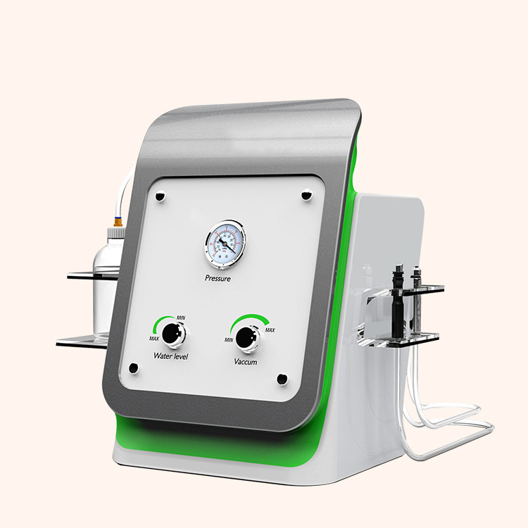 CE ISO  Approved  Home Use Jet Peel Jet Clear Microdermabrasion Machine