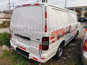 Chinese famous car brand JINBEI Haice cargo CAR, used JINBEI car for sale