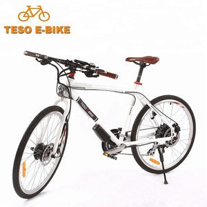 Chinese wholesale cheap fast city ebike with brushless hub motor for adult 36v battery bicycle electric