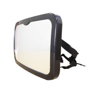 CM-04  Safety Wide Clear Rear View Baby Car Back Seat Mirror For Car,Baby Car Mirror For Back Seat