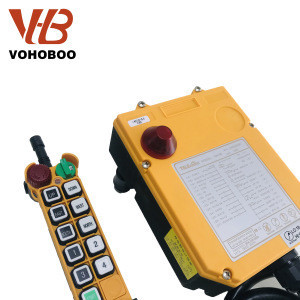Crane radio transmitter and receiver : F24-10D remote control switch
