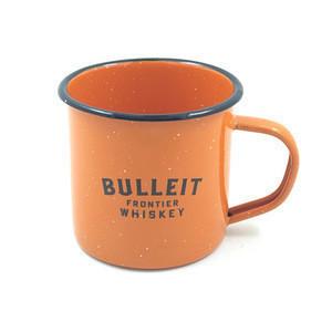 Custom Logo Printing Steel Enamel Mug